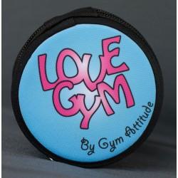 Portes monnaies portefeuilles ccrea gym attitude for Porte monnaie peace and love