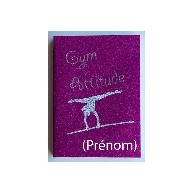 agenda scolaire 2016 2017 personnalis ccrea gym attitude. Black Bedroom Furniture Sets. Home Design Ideas