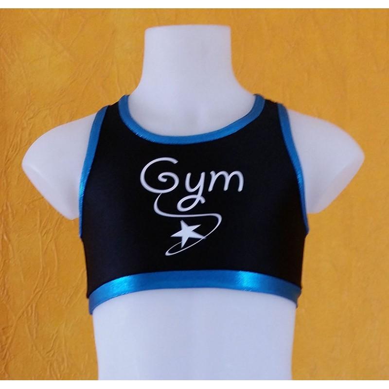 Brassi 232 Re Noir Et Bleu Gym Ccrea Gym Attitude