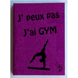 Agenda scolaire 2017 - 2018 Gym