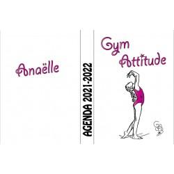Agenda scolaire 2021 - 2022 gym attitude