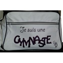 "Sac Bandoulière ""gymnaste"""