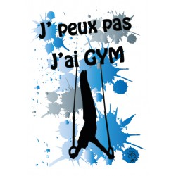 Agenda scolaire 2019 - 2020 GYM COLOR GAM