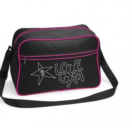 Sac Bandoulière Love Gym